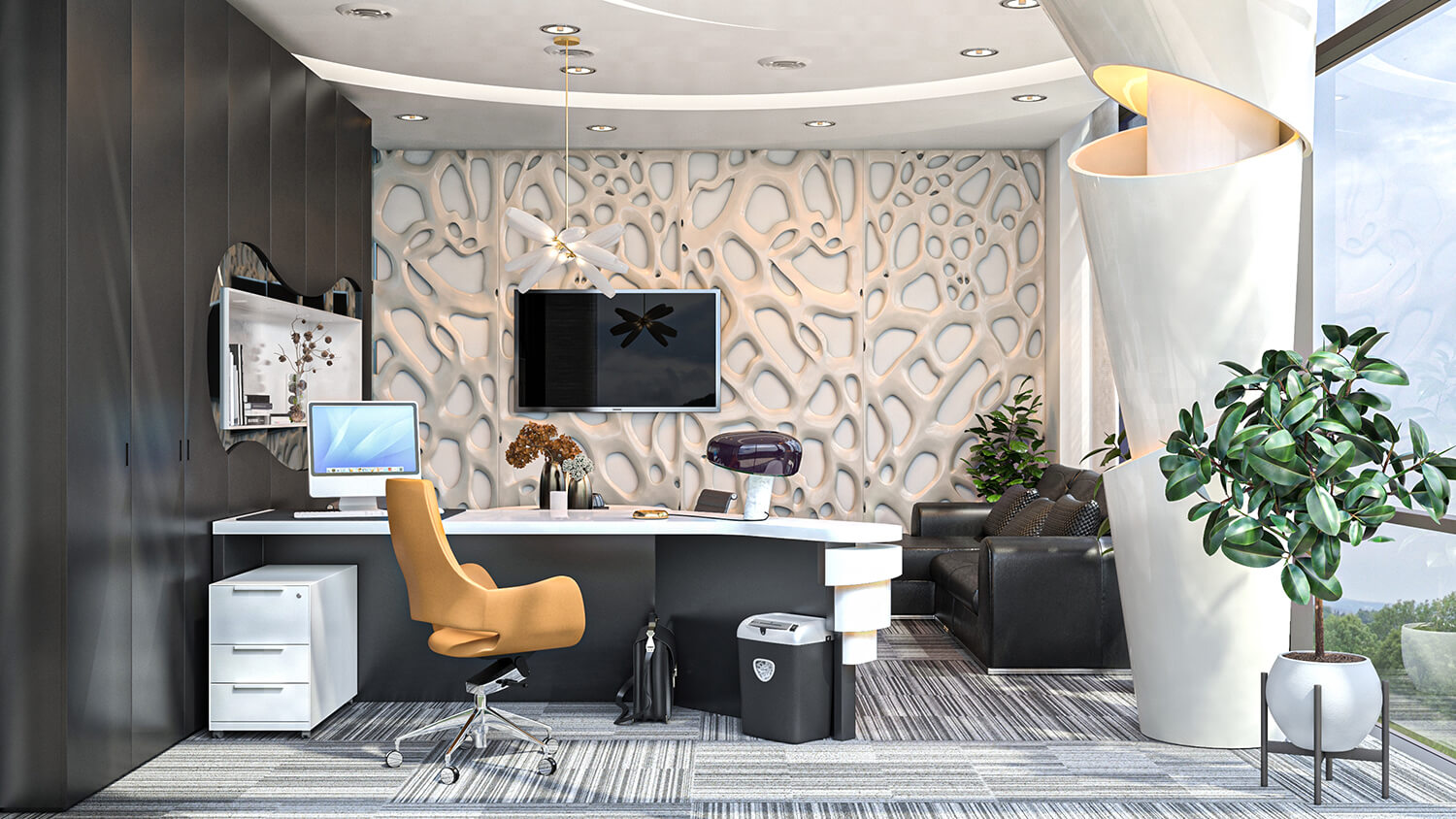 dizain-na-glaven-kaginet-v-office-sgrada-interior