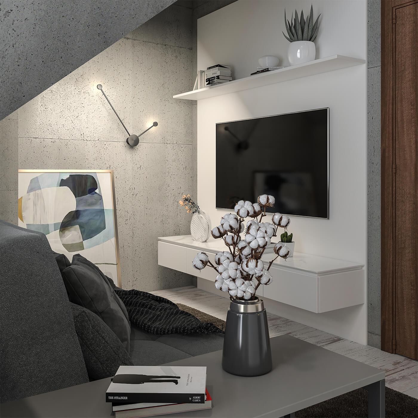 interioren-dizain-na-vsekidnevna-na-tavansko-pomeshtenie