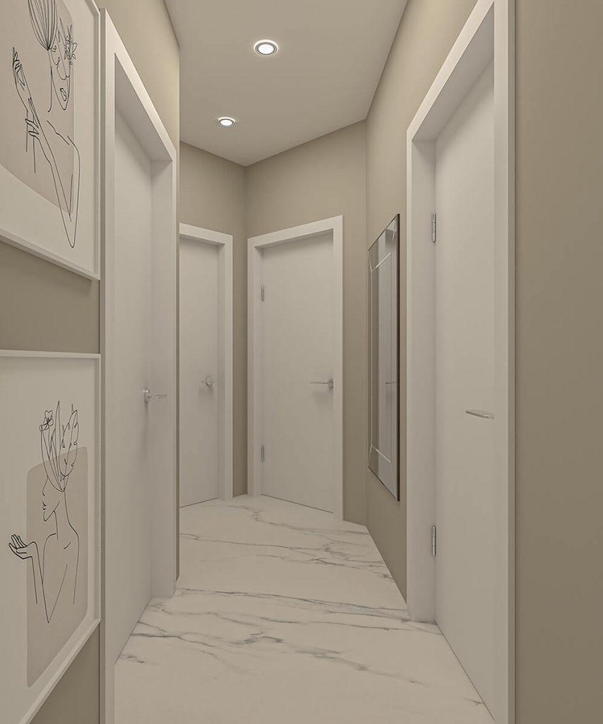 interioren-dizain-proekt-na-koridor-s-nepravilna-forma-anika