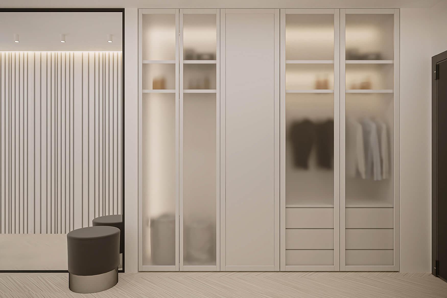 interioren-dizain-proekt-na-koridor-s-antre