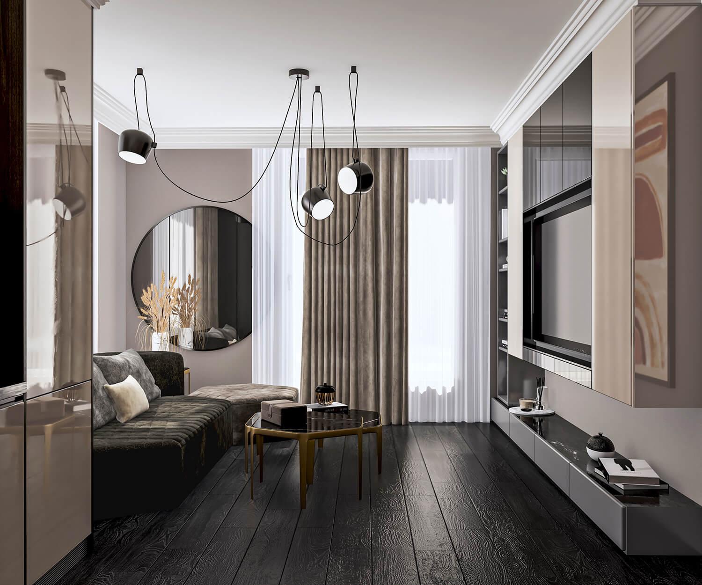 interioren-dizain-proekt-na-vsekidnevna-s-kuhnenski-boks