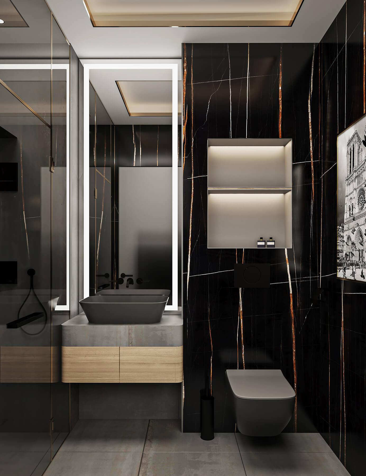 interioren dizain proekt na banya za gosti proekt orbis
