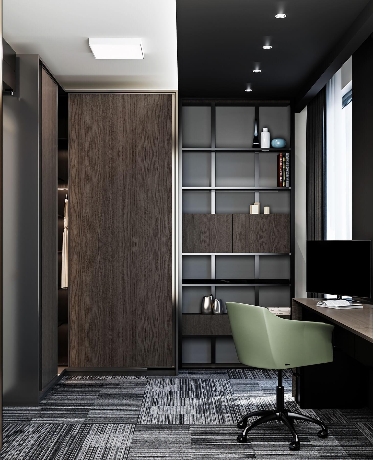 interioren dizain proekt na home office proekt orbis