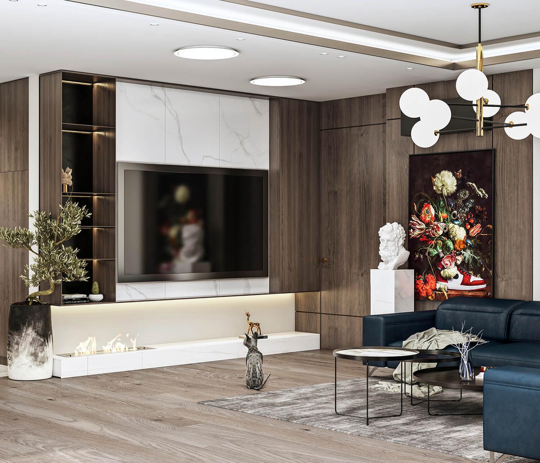 interioren dizain proekt na vsekidnevna s trapezaria proekt orbis (3)