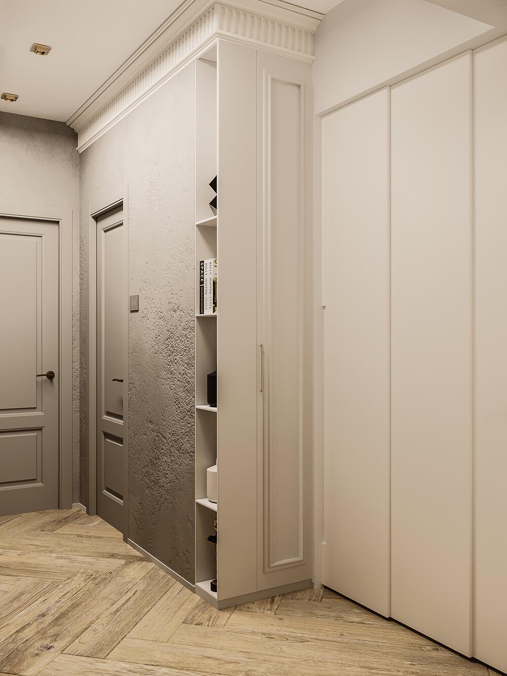 interioren-dizain-proekt-na-koridor-po-porushka-esteta-design